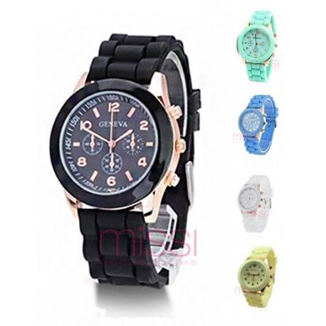 Zegarek damski JELLY w modnych kolorach
