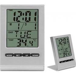 Termometr wewnętrzny z zegarem
