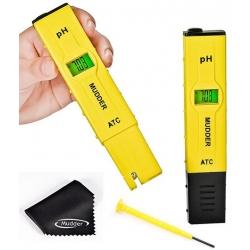 Miernik pH wody z systemem ATC