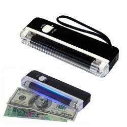 Tester UV banknotów ultrafioletowa latarka