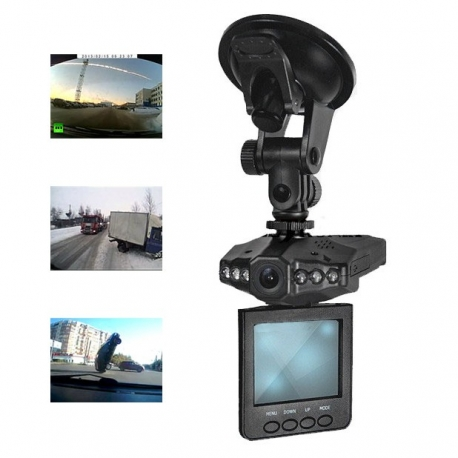 Kamera samochodowa Rejestrator trasy