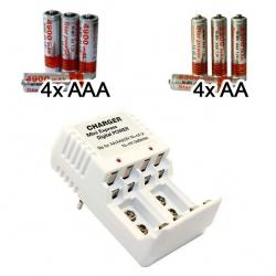 Ładowarka do baterii AA i AAA