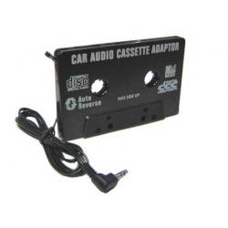 Kaseta adapter do radioodtwarzacza