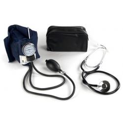 Ciśnieniomierz analogowy ze stetoskopem