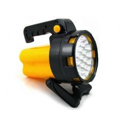 Latarka ręczna 19 LED