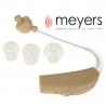 Klasyczny wzmacniacz słuchu z akumulatorem