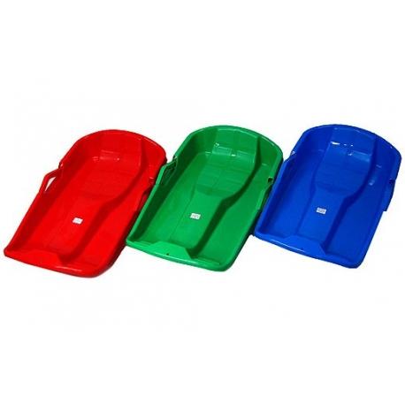 Sanki plastikowe z hamulcem