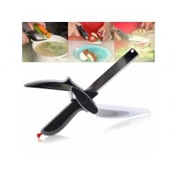 Nożyczki kuchenne z deską