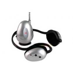 Słuchawki bezprzewodowe z radiem