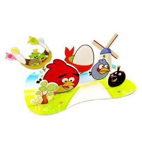 Układanka dla dzieci Angry Birds