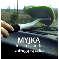 Myjka do szyb, luster z rączką Glass Gleamer